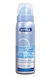 Nivea Visage Oxygen Power Reviving Day Cream