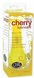 O My Cherry Flavour Lubricant