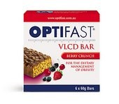 Optifast VLCD Berry Crunch Bars