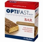Optifast VLCD Cappuccino Bars