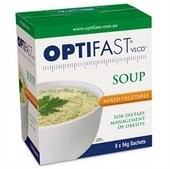 Optifast VLCD Vegetable Soup Sachets