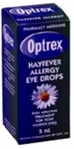 Optrex Hayfever Allergy Eyedrops