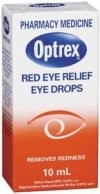Optrex Red Eye Drops