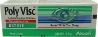 Poly Visc Lubricating Eye Ointment