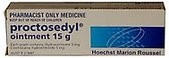 Proctosedyl Ointment
