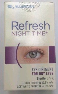 Refresh Night Time Eye Ointment