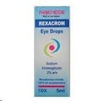 Rexacrom Eye Drops