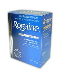Rogaine Extra Strength Triple Pack
