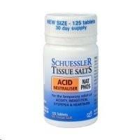 Tissue Salts Nat Phos - Acid Neutraliser