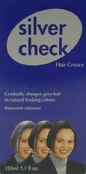 Silver Check Hair Cream