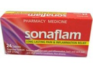Sonaflam Long Lasting Pain & Inflammation Relief
