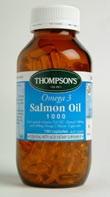 Thompsons Omega 3 Salmon Oil