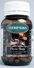 Thompsons Phyto Sleep Capsules