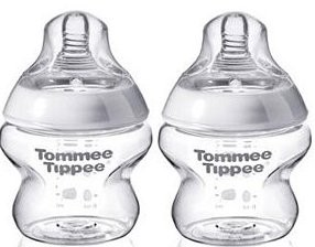 Tommee Tippee Closer to Nature 150ml bottles