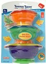 Tommee Tippee Munchkin Stayput Suction Bowls (3 bowls per set)