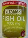 Vitamax Fish Oil