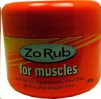 Zo Rub Muscle Relief
